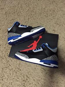 Jordan 3 - Sport Blue