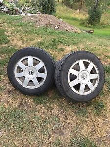 97-01 VW Passat Winter Tires