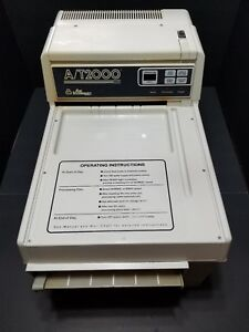 AIR TECHNIQUES AT2000XR  FILM PROCESSOR WITH A FULL 1 YEAR  WARRANTY