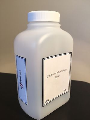 Sodium Sulfite Na2so3 Minimum Of 99 Pure 2lbs In Bottles
