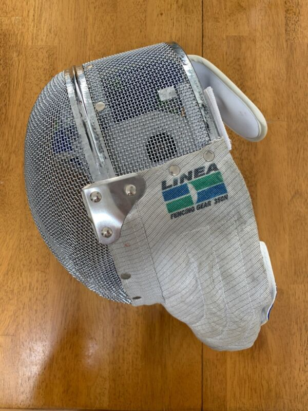 LINEA FENCING MASK WITH REMOVABLE LINING 350N Size Small