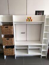 Tv cabinet with baskets Erskineville Inner Sydney Preview