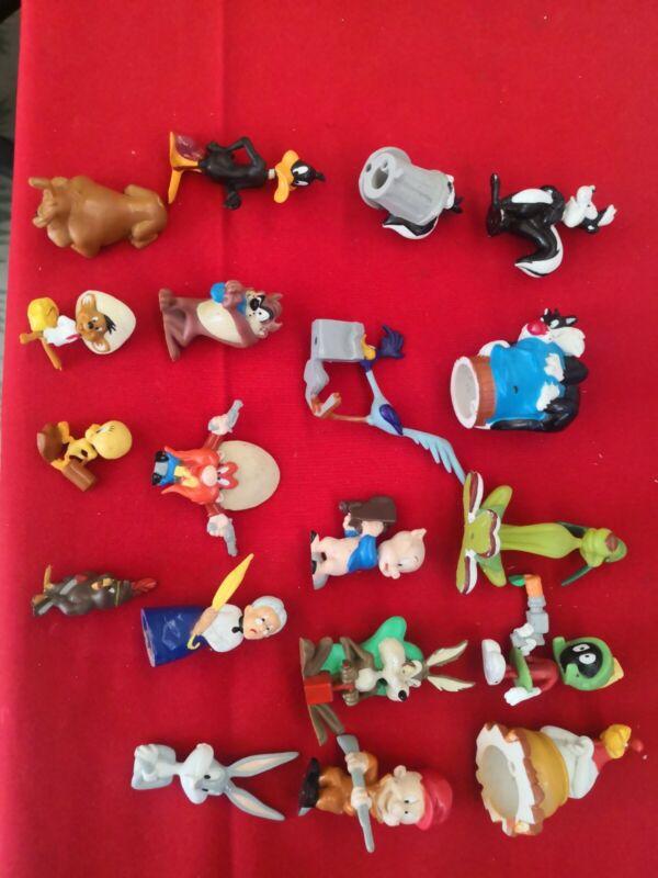 Isla Loca Looney Toons México 1996 Figures