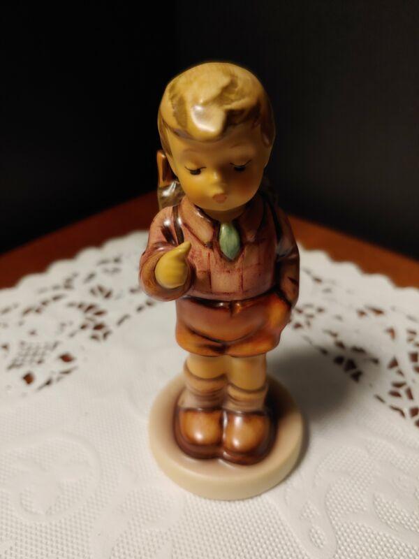 Hummel, one, two, three figurine