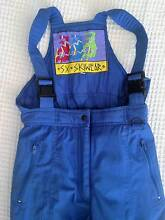 SKI OVERALLS Small Adult /Teen Girl or Boy Exc Cond. Adjustable Hillarys Joondalup Area Preview
