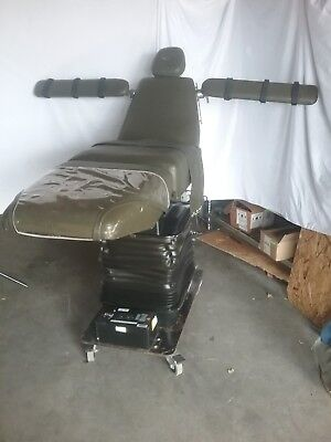 Reliance Haag-street Company 219 Dmi Green Dental Chair