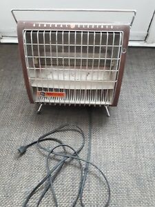 General Electric Portable Instant Fan Heater