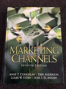 Marketing Channels - 7th Ed. Coughlan, Anderson, Stern, El-Ansary Southbank Melbourne City Preview