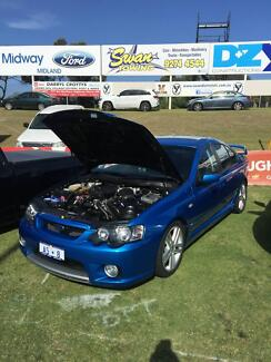 2003 Ford FPV GT Supercharged 5.4L Wangara Wanneroo Area Preview