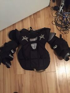 Brians Jr chest protector