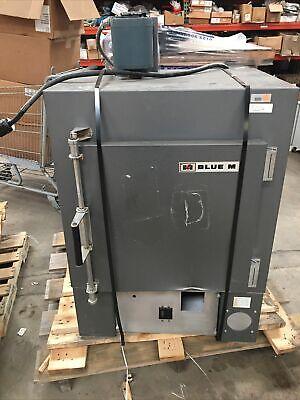 Industrial Oven Pom-566b Blue M Electric 208v1ph60hz