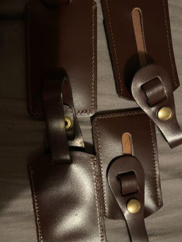4 America Premium Luggage Tags - $0.25