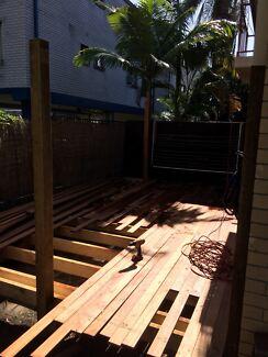 Carpenter allrounder available.