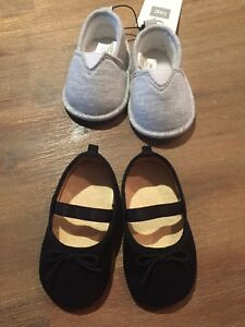 Baby girl brand new ballerinas