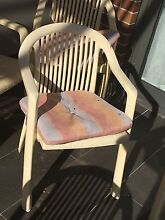 6 plastic outdo chairs Lindfield Ku-ring-gai Area Preview