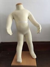 Baby to 1 year size mannequin dummy Leichhardt Leichhardt Area Preview