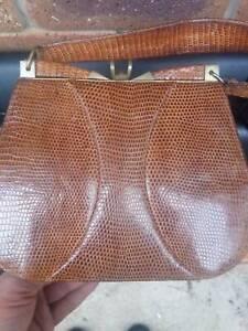 Snakeskin handbag Adelaide CBD Adelaide City Preview