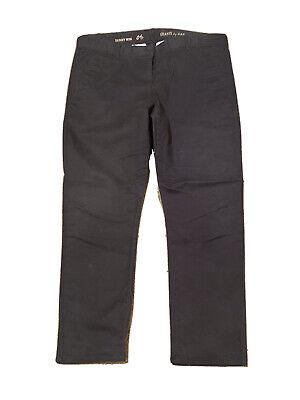 Gap Khakis Skinny Mini 4 Petite Black