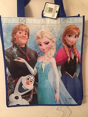 2 Disney Frozen Halloween Tote Bags Birthday Christmas Party Favor - Hello Kitty Halloween Birthday Party