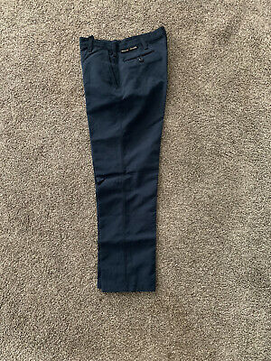 Workwrite Nomex Fire Station Pants 38x32 Used 4 Pairs