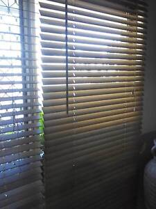 Timber blinds 90 x 210 Woorim Caboolture Area Preview