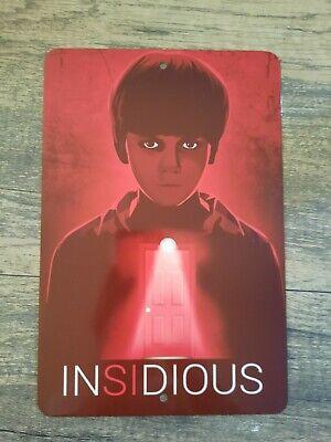 Insidious Movie Artwork 8x12 Metal Wall Sign