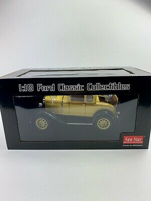 1931 FORD MODEL A COUPE SUN STAR 6135 1/18 scale DIECAST CAR
