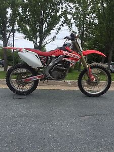 2009 Crf250r $3100 with papers