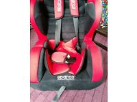 Sparco SP 924ZB Child Seat