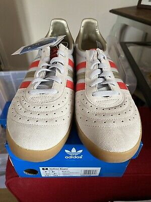 Adidas Indoor Super UK8.5 BNIB Rare Deadstock