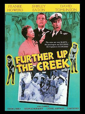 "Further Up the Creek 16"" x 12"" Reproduction Movie Poster Photograph"