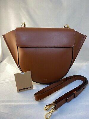 New Wandler - Hortensia Medium Shoulder Bag - Brown