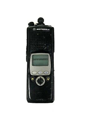 Motorola Xts 5000 Xts5000 Model Ii 700 800mhz Two-way Radio H18ucf9pw6an