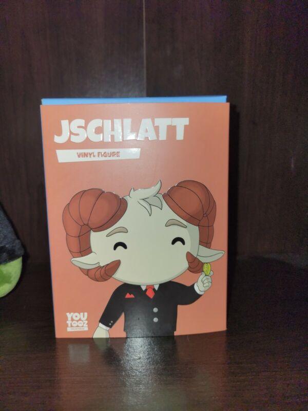 Youtooz Jschlatt Limited Edition #33 Figure With Box No Code (READ DESCRIPTION)