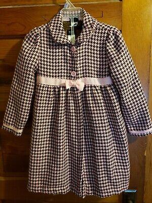 Girl Dress Coat (Girls 5T  Dress & Coat~ Spring~  Easter)