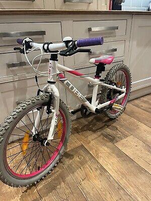 Cube Race 200 Kids Mountain Bike | 20 Inch Wheels.