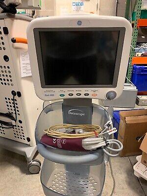 Ge Dash 4000 - Spo2 Ecg Nibp Ibp -recorder Patient Ready 2day Fedex