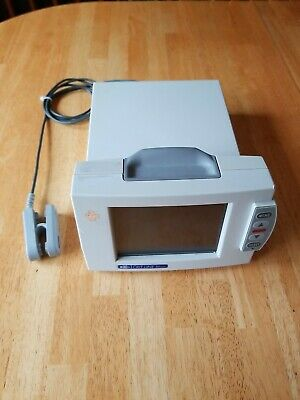 Crit-line Iii Tqa Hct Hematocrit Level Monitor - No Power Cord - As-is Untested