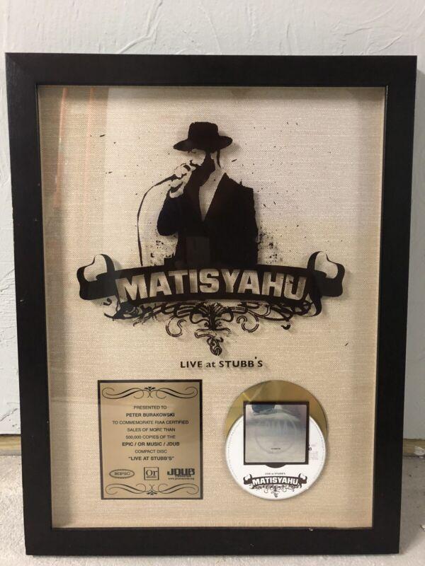Matisyahu, Live at Stubb