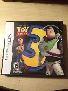 Toy Story DS game