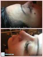 Classic eyelash extension only $55