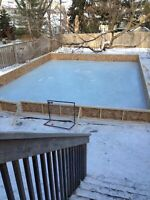Rink's for you
