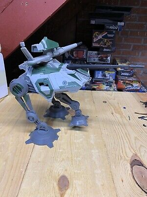 Hasbro Star Wars Vintage Class Ii Attack Vehicles - At-Ap Zni Action Figure
