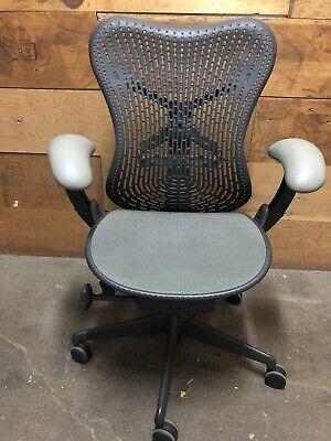 Herman Miller Mirra Office Chair Adjustable Model