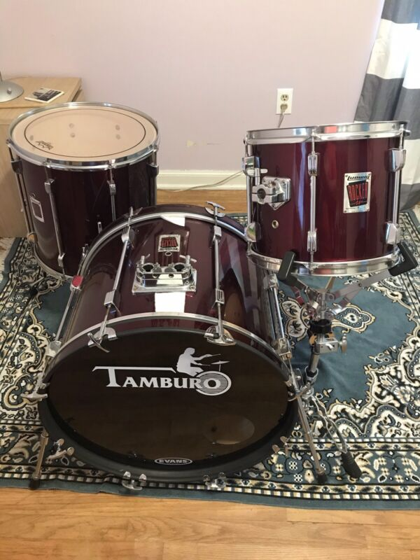 ludwig rocker drum set