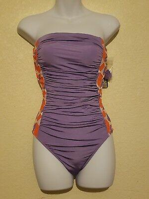1 Sol California Swimwear multicolored junioirs small one piece 1 Sol Swimwear