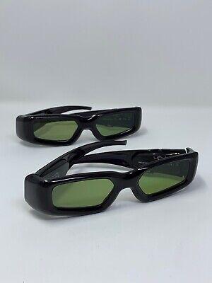 3D Eyewear Active Glasses For 3d Tv 2 pairs Ty-er3dm4u