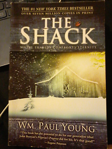 'THE SHACK' BOOK $4 Gosnells Gosnells Area Preview