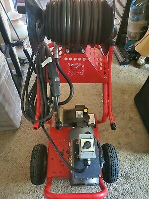 Hotsy Ep-3015a Cold Water 3gpm 3000psi Pressure Washer - Excellent Condition