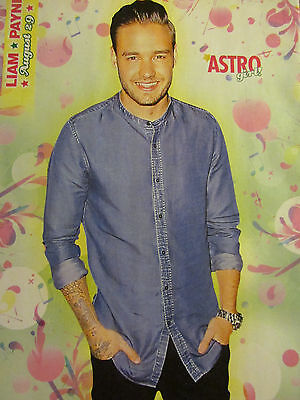 Liam Payne  One Direction  Full Page Pinup